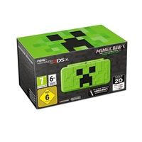 Nintendo New 2DS XL ed. especial Minecraft - Consola