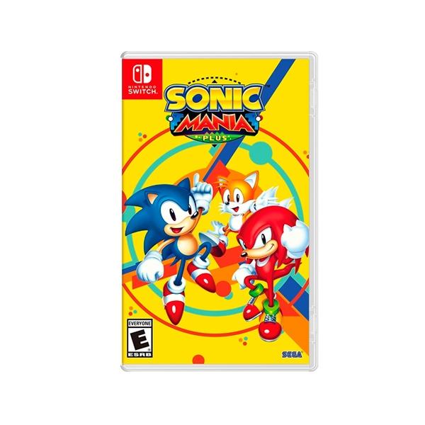 Nintendo Switch Sonic Mania Plus - Videojuego