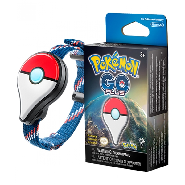 Pokemon Go Plus – Accesorio