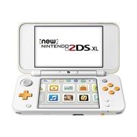 Nintendo New 2DS XL Blanca/Naranja – Consola