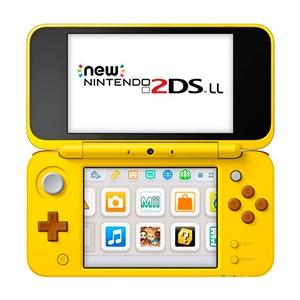 Nintendo New 2DS XL Edición Pikachu – Consola