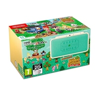 Nintendo New 2DS XL Verde ed. Animal Crossing - Consola