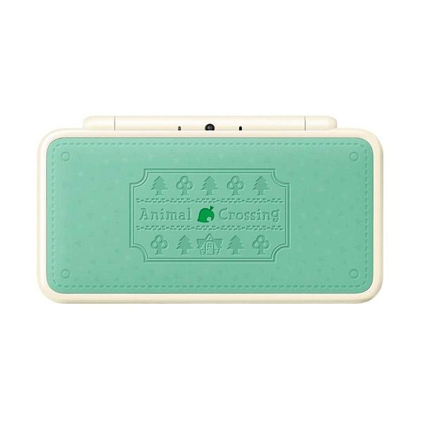 Nintendo New 2DS XL Verde ed. Animal Crossing - Consola