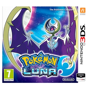 Nintendo 3DS Pokémon Luna – Videojuego