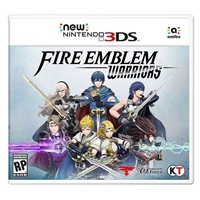Nintendo 3DS Fire Emblem Warriors – Videojuego