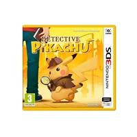 Nintendo 3DS Detective Pikachu - Videojuego