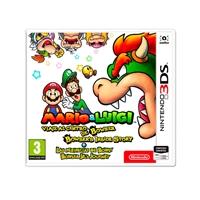Nintendo 3DS Mario & Luigi: Las Peripecias de Bowsy - Juego