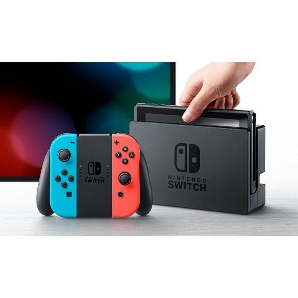 Nintendo Switch Azul Neón /Rojo Neón – Videoconsola