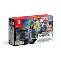 Nintendo Switch Edición Especial Smash Bros - Videoconsola