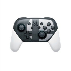 Nintendo Switch Pro Controller Ed. Smash Bros - Gamepad