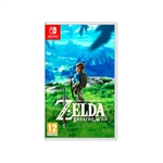 Nintendo Switch Legend of Zelda Breath of the Wild – Juego