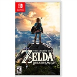 Nintendo Switch The Legend of Zelda BOTW – Videojuego