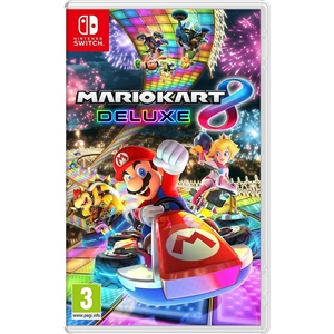 Nintendo Switch Mario Kart 8 Deluxe – Videojuego