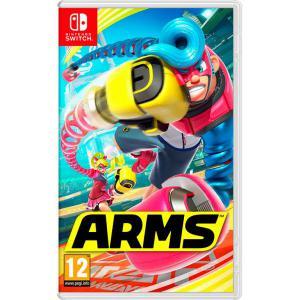 Nintendo Switch ARMS – Videojuego