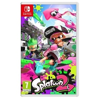 Nintendo Switch Splatoon 2 – Videojuego
