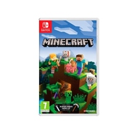 Nintendo Switch Minecraft - Videojuego