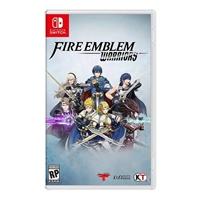 Nintendo Switch Fire Emblem Warriors – Videojuego