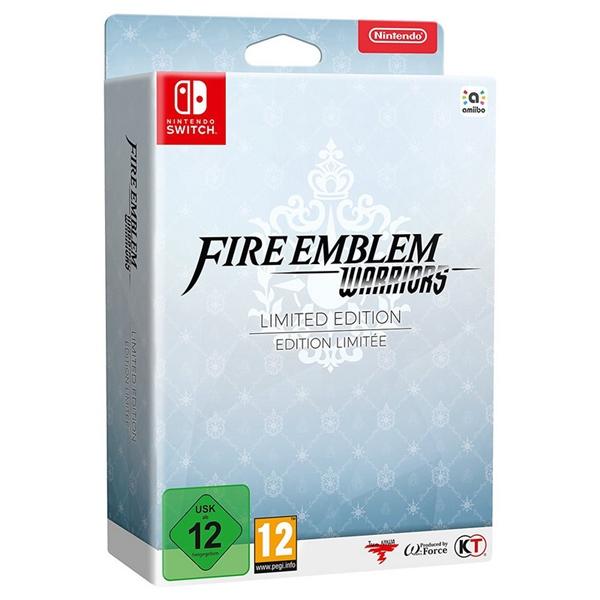 Nintendo Switch Fire Emblem Warriors ed.limit. – Videojuego