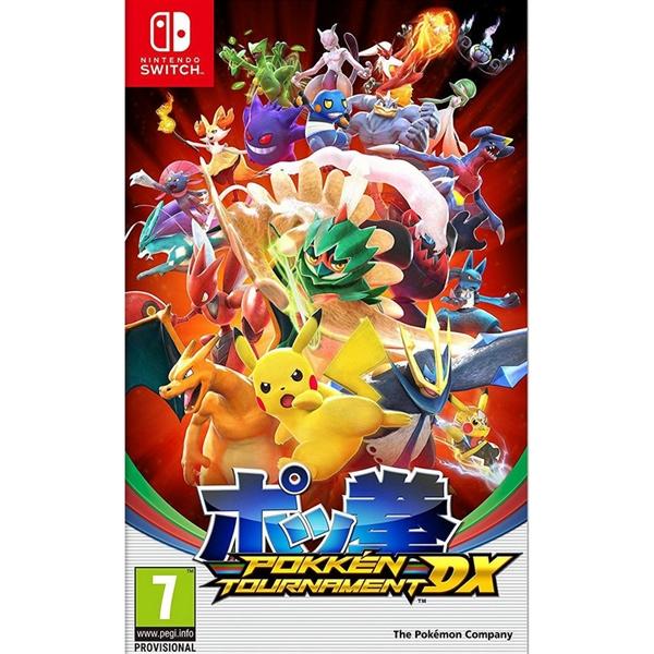 Nintendo Switch Pokken Tournament DX – Videojuego