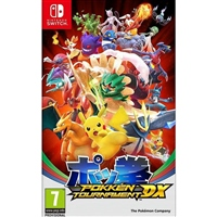 Nintendo Switch Pokken Tournament DX – Videojuego