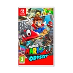 Nintendo Switch Super Mario Odyssey – Videojuego
