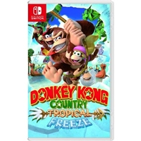 Nintendo Switch Donkey Kong: Tropical Freeze – Videojuego