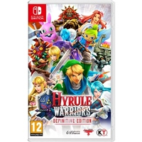Nintendo Switch Hyrule Warriors: Definitive Edition – Juego