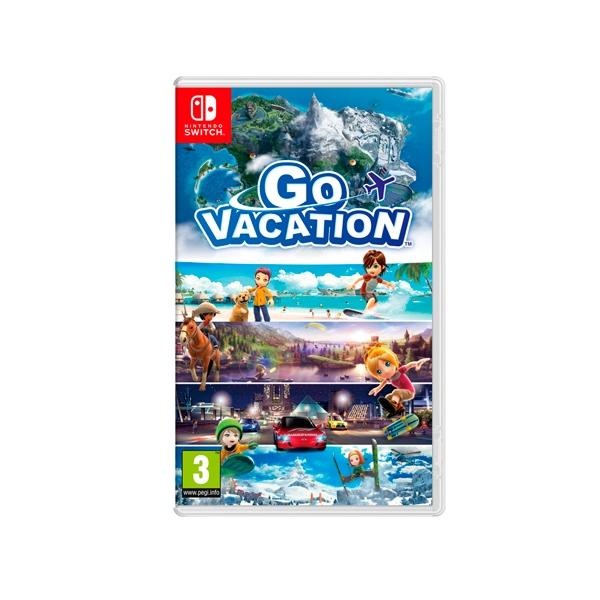 Nintendo Switch Go Vacation - Videojuego