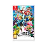 Nintendo Switch Super Smash Bros Ultimate - Videojuego
