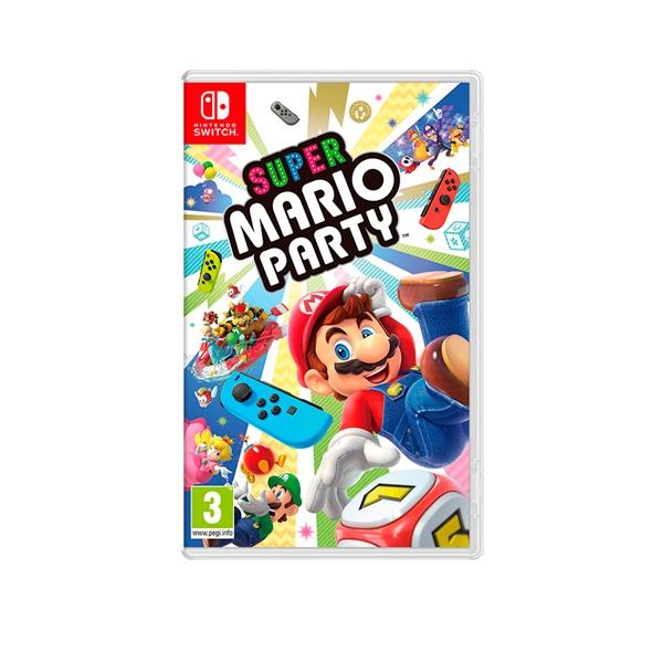 Nintendo Switch Super Mario Party - Videojuego