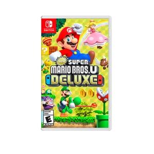 Nintendo Switch New Super Mario Bros. U Deluxe - Juego