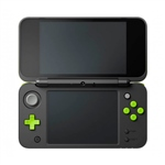 Nintendo New 2DS XL Verde Lima + Mario Kart 7 - Consola