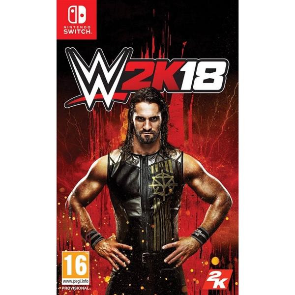 Nintendo Switch WWE 2K18 – Videojuego