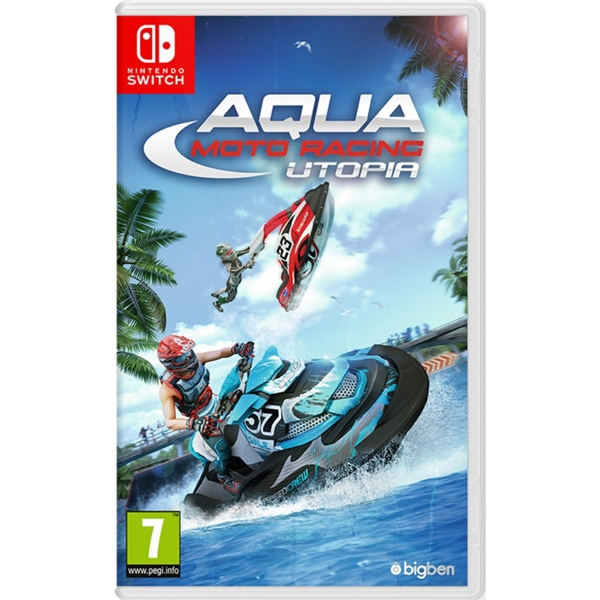 Nintendo Switch Aqua Moto Racing Utopia – Juego