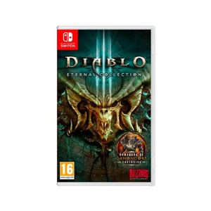 Nintendo Switch Diablo 3 Eternal Collection - Videojuego