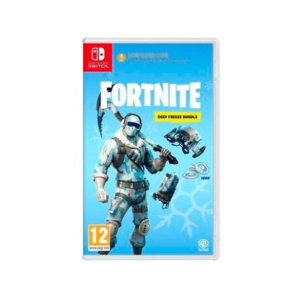 Nintendo Switch Fortnite: Lote Criogenización - Videojuego