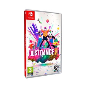Nintendo Switch Just Dance 2019 - Juego
