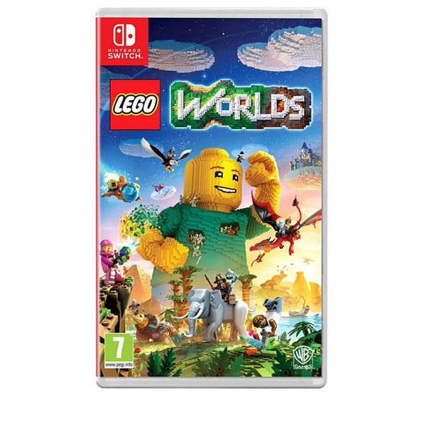 Nintendo Switch Lego Worlds – Videojuego