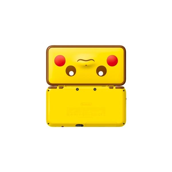 Nintendo New 2DS XL Edición de Pikachu - Consola