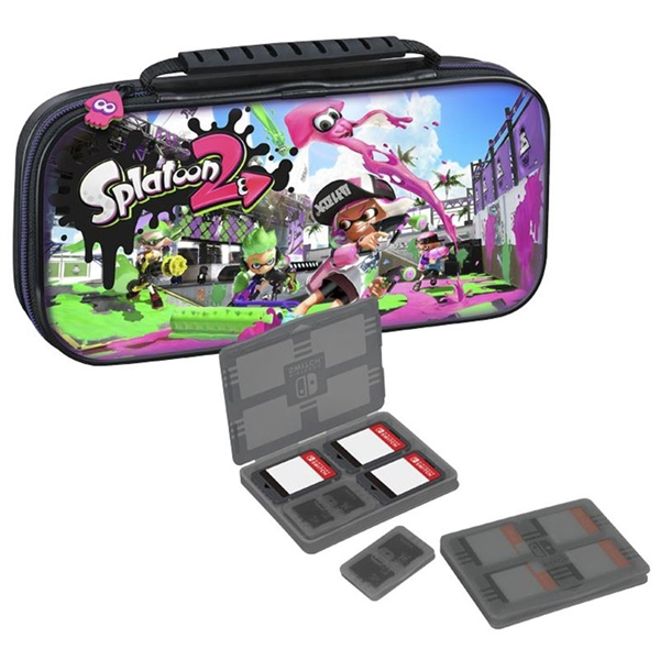 Nintendo Switch Deluxe Travel Case Splatoon 2 – Funda