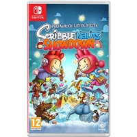 Nintendo Switch Scribblenauts Showdown – Juego