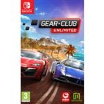 Nintendo Switch Gear Club Unlimited – Videojuego
