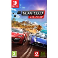 Nintendo Switch Gear Club Unlimited – Videojuego