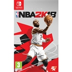 Nintendo Switch NBA 2K18 – Videojuego
