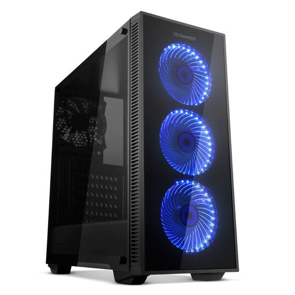 Nox Hummer TG LED Azul – Caja