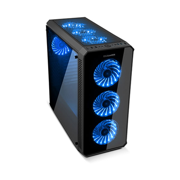 Nox Hummer TGX LED RGB – Caja