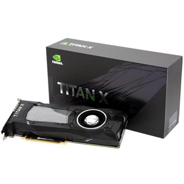 NVIDIA Titan X Pascal 12GB GDDR5X – Gráfica