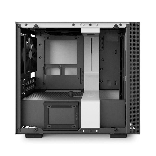NZXT H200i con ventana negra / blanca - Caja