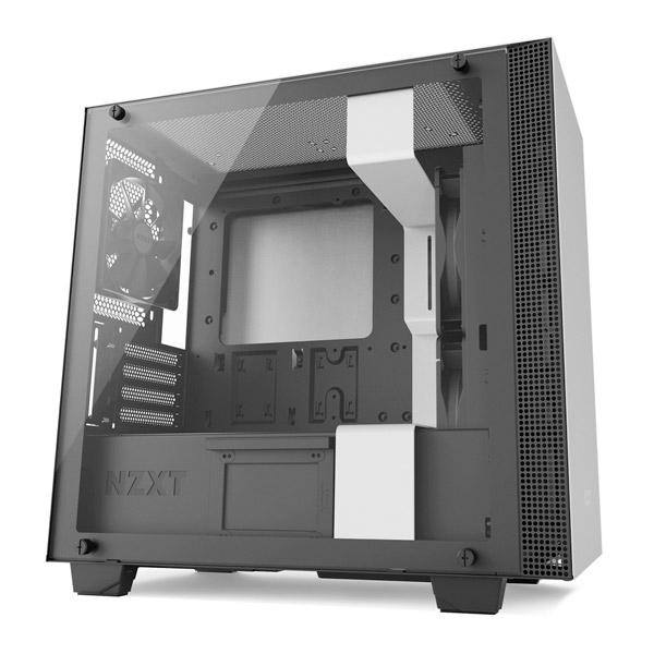 NZXT H400 con ventana blanca / negra - Caja