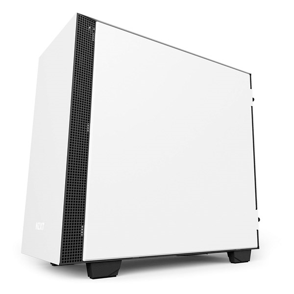 NZXT H400i con ventana blanca / negra - Caja